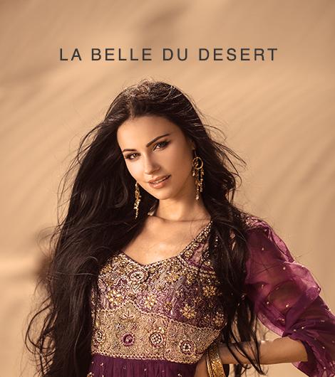 LA BELLE DU DESERT